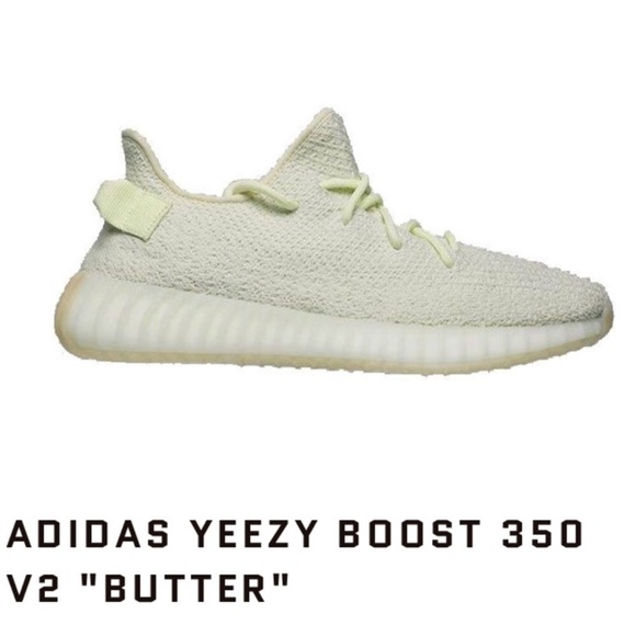 official photos 9ebee d73eb adidas Other - Adidas Butter Yeezy 350 Boost V2 Kanye West RARE